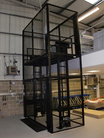 Goods Lift - Mezzanine Goods Lift - Goods Lifts