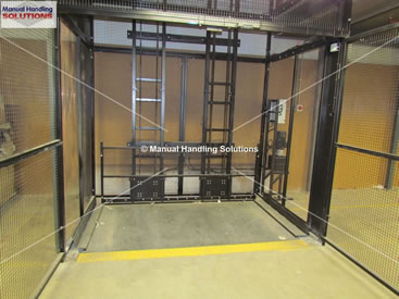 Goods Lifts installed in Lancashire
