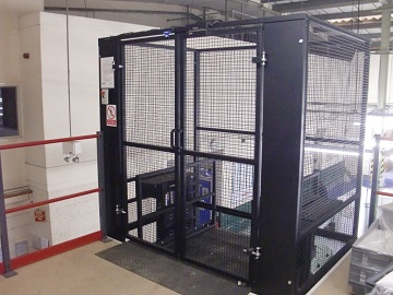 Goods Lift Greenford London with maximum working load 500kg