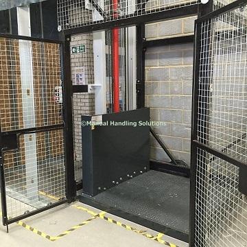 Goods Lift Wimborne Dorset