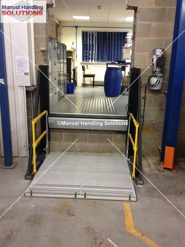 Loading Bay Lift Platform