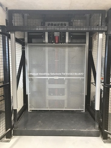Goods Lift Basement