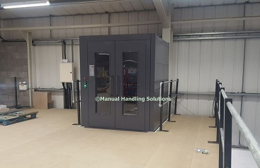 Goods Lift with 500kg York