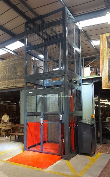 Mezzanine Goods Lifts Southall Middlesex