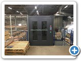 Goods Lift Cladding Leicester
