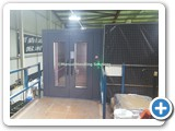 Mezzanine Floor Goods Lift Dorset