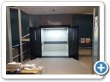 Mezzanie Floor Goods Lift With Attendant