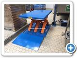 End of line Scissor Lift Table