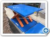 Low Profile Scissor Table