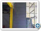 Mezzanine Goods Lift Cost Cladded