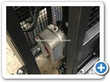 Mezzanine Goods Lift Safety System
