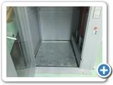 Galvanised Platform Mezzanine Goods Lift