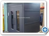Mezzanine Goods Lift 800kg Cladded