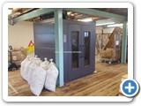 Mezzanine Goods Lift 800kg with Attendant