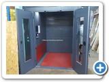 Mezzanine Goods Lift with Attendant