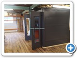 Mezzanine Goods Lift with Attendant 800kg