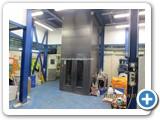 Mezzanine Goods Lift Royston Hertfordshire