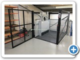 Mezzanine Floor Goods Lift 500kg Essex Saffron Walden