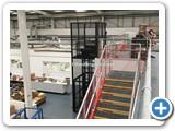 Mezzanine Floor Goods Lift Corby Northamptonshire
