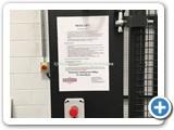 Mezzanine Goods Lifts Instructions Controls Corby