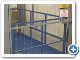 Mezzanine Floor Lifter - Sapa Components Goods Lift