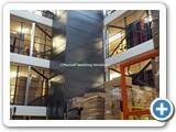 Mezzanine Floor Goods Lift Cheshire