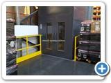 Mezzanine Goods Lift 5 Stop 1000kg