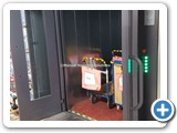 Mezzanine Goods Lift Warehouse