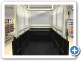 Goods Lift Chesterfield Platform Enclosure