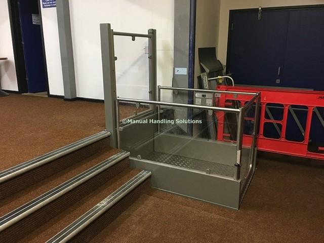 Vertical Platform Lifts Norfolk - Cambridge, DDA open