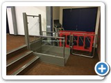 Open DDA Platform Lift Kings Lynn
