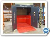 Hydraulic Mezzanine Goods Lift Northamptonshire