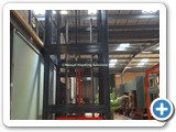 Mezzanine Floor Goods Lift Middlesex