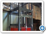 Mezzanine Goods Lift Prop Hire