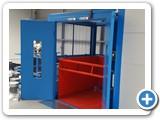 1000kg Mezzanine Goods Lift Manchester