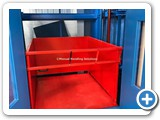 Hydraulic Mezzanine Goods Lift Manchester