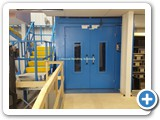 Mezzanine Floor Goods Lift 1000kg Manchester