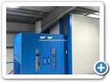 Mezzanine Pallet Goods Lift Manchester