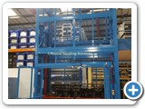 Self Supporting Mesh Shaft Goods Lift
