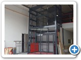 Goods Lifts Warehousing Manufacturing Factory Retail