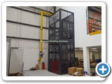 Industrial Hydraulic Goods Lift London