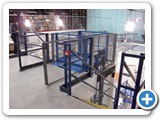 Goods Lift - Fisher BioServices UK  - Bishops Stortford