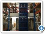 Mezzanine Goods Lift Bedford