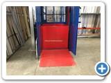 Mezzanine Goods Lift Kempston