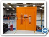 Bespoke Hydraulic Goods Lift Tring