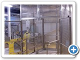 Mezzanine Floor Lift, Goods Lift  installed at Magna Specialist Confectioners Ltd, Telford