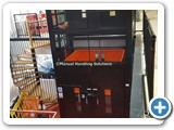 Mezzanine Goods Lift Bicester