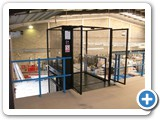 Mezz Lift, Goods Lift, installed at Boots Warehouse Essex