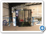 Goods Lift installed in Thurrock Essex