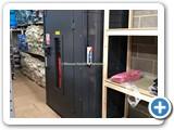 Mezzanine Goods Lift Crates Wheelie Bins London